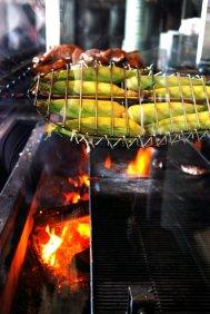 rotisserre corn